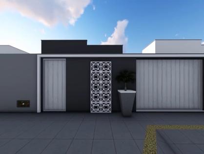 Ver mais detalhes de Casa com 2 Dormitórios  em Santa Delmira - Mossoró/RN