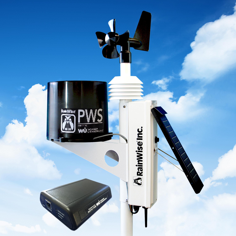 RainWise PWS Direct to Weather Underground