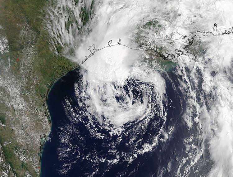 Tropical Storm Cindy