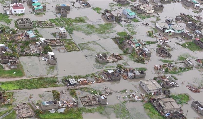 Idai damage