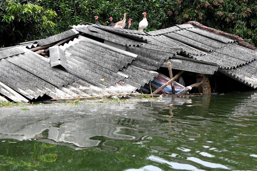 Hanoi flood