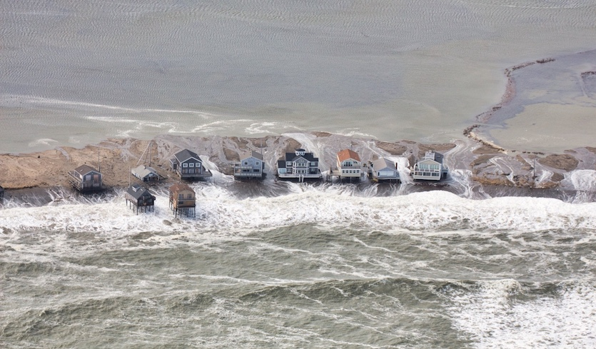 Flooding in Scituate, MA