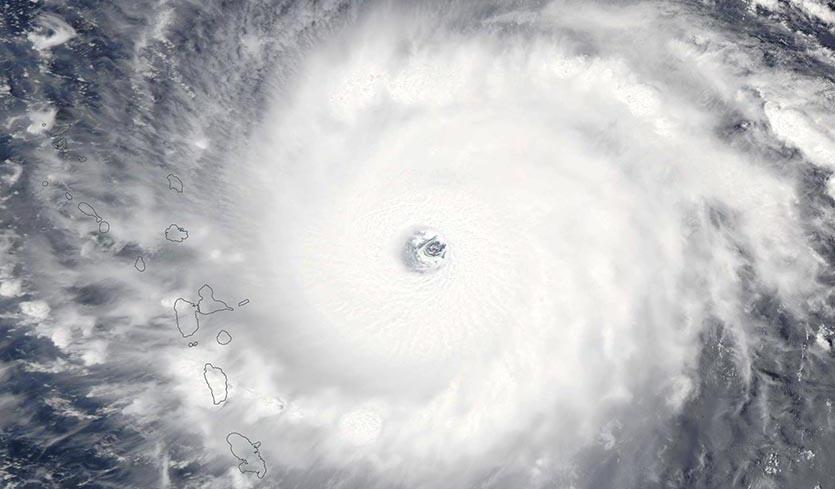 Irma satellite