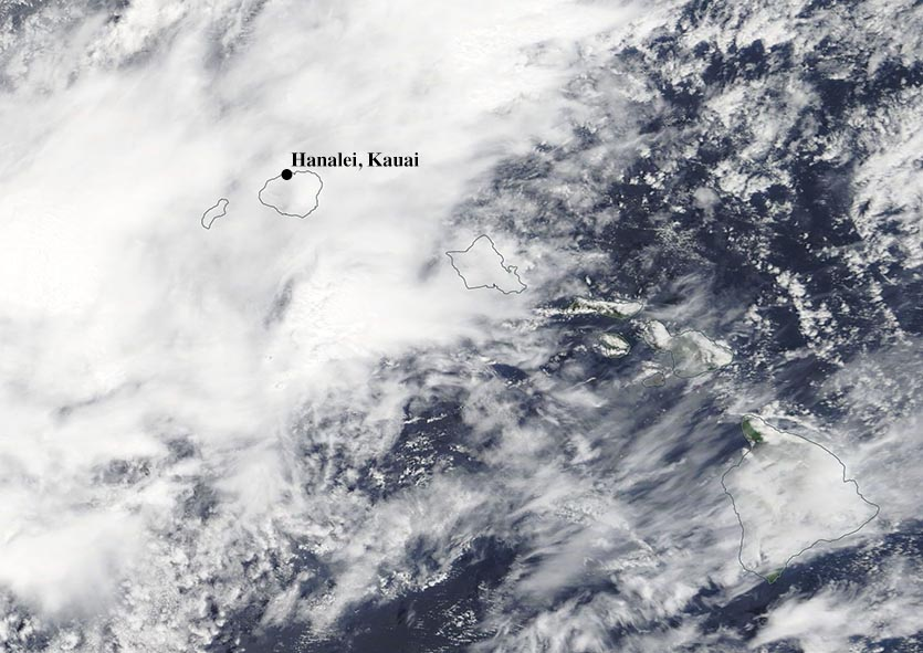 Kauai flood