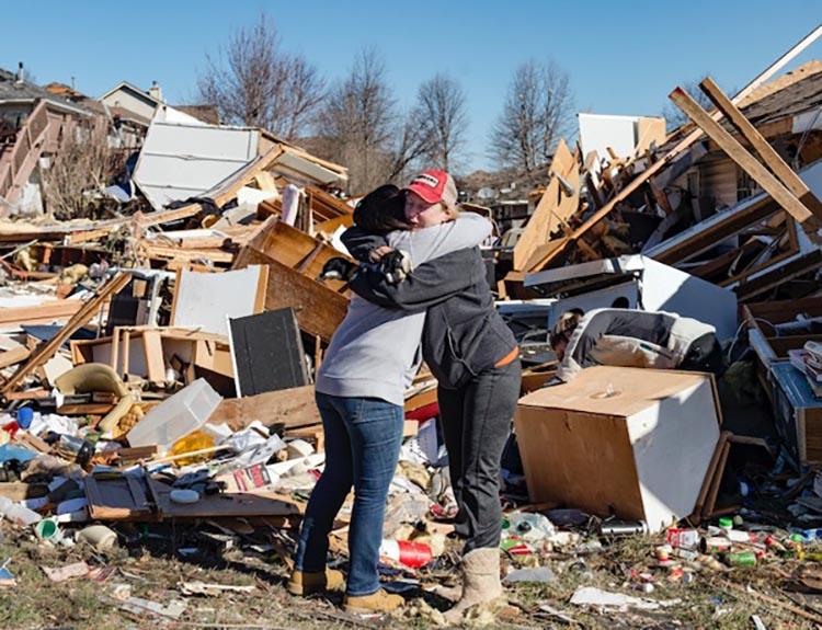 March 7 tornado