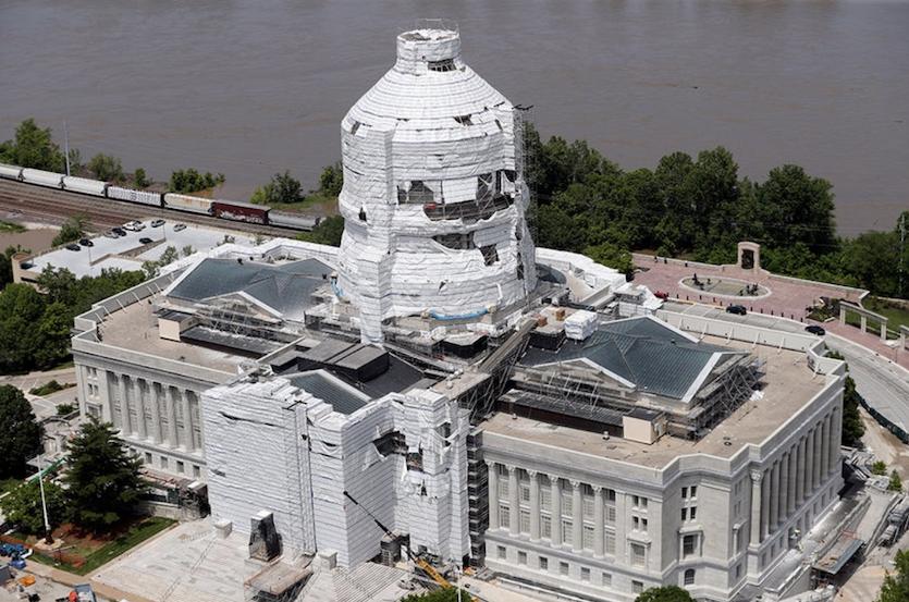 Missouri State Capitol, 5/23/19