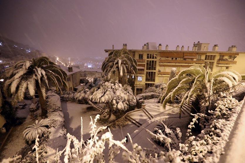 Nice snow