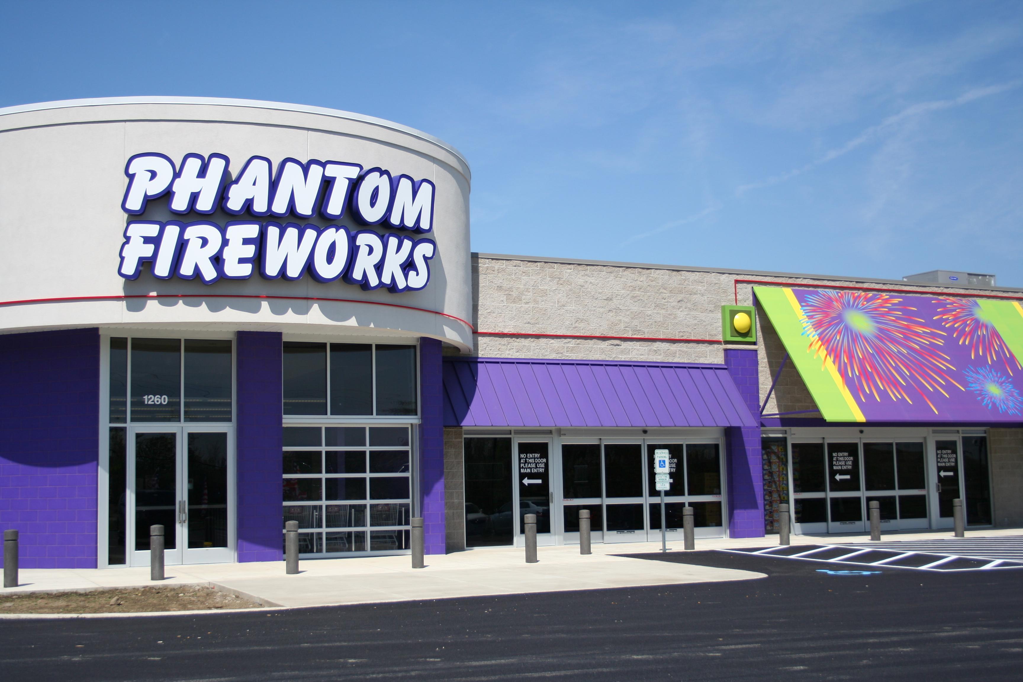 Phantom Fireworks Store