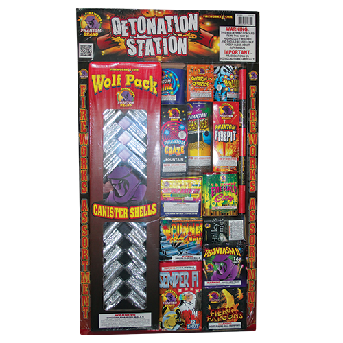 Detonation Station