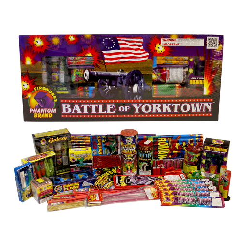 Battle Of Yorktown 4-1