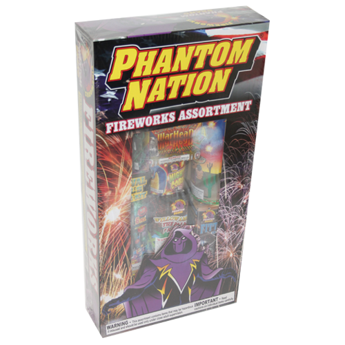 Phantom Nation Assortment