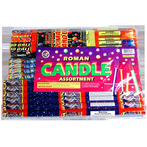 Roman Candle Bag 4-1