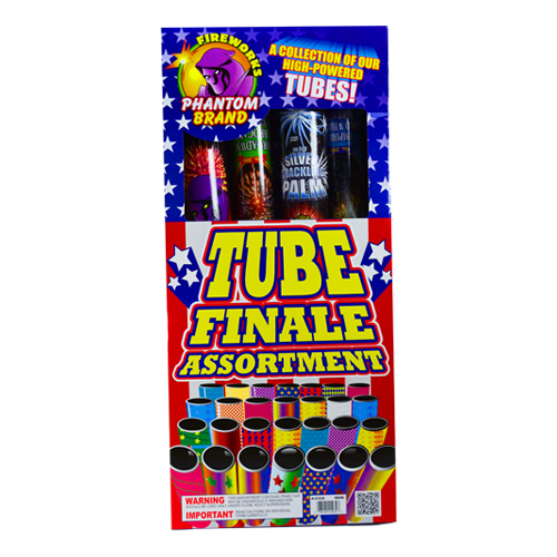 Tube Finale Assortment