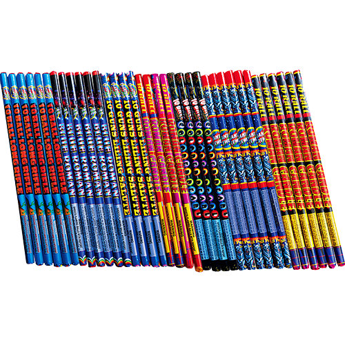 New Roman Candle Assortment