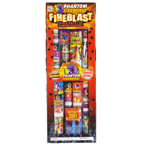Phantom Fireblast