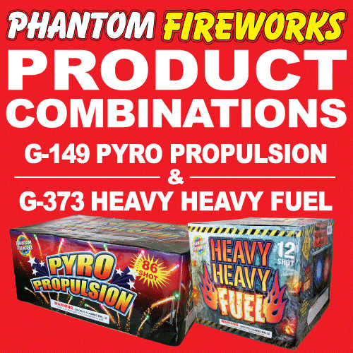 Pyro Propulsion and Heavy Heavy Fuel