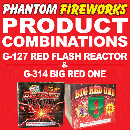Red Flash Reactor and Big Red One