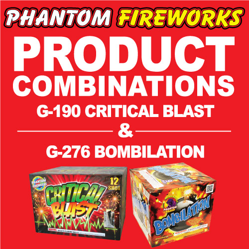 Critical Blast and Bombilation