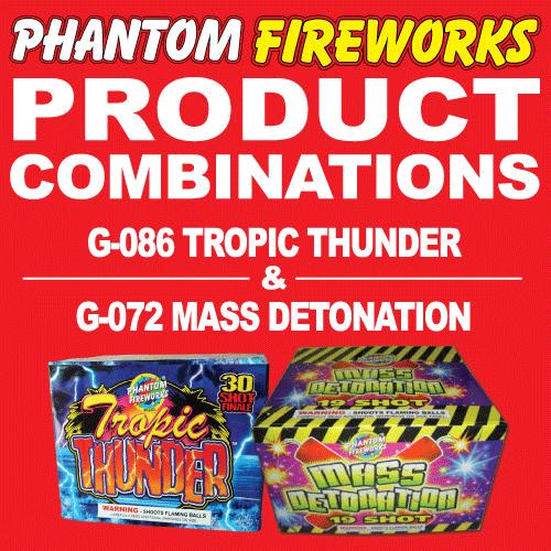 Tropic Thunder and Mass Detonation