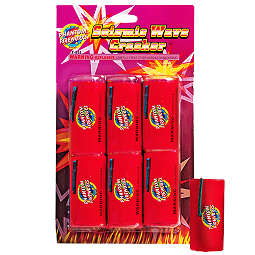 Seismic Wave Crackers