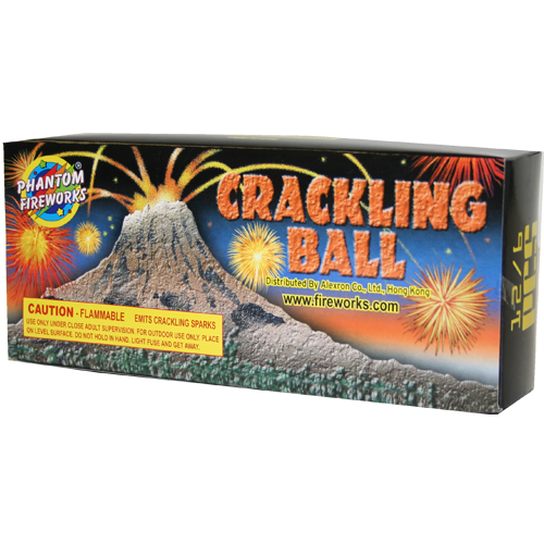 Crackling Ball