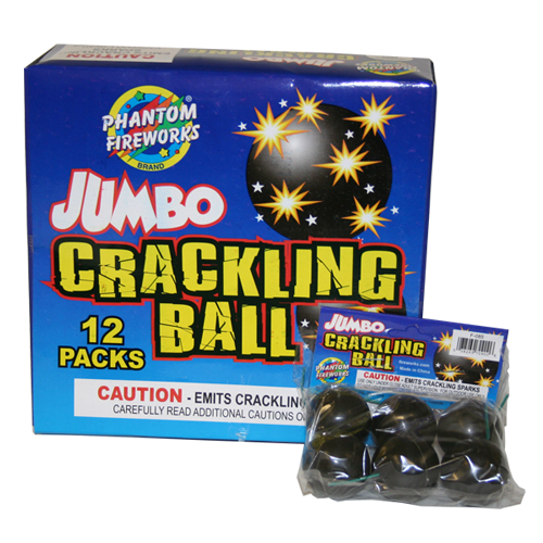 Jumbo Crackling Ball