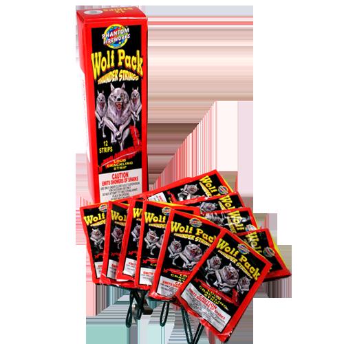 Wolfpack Thunder Pack