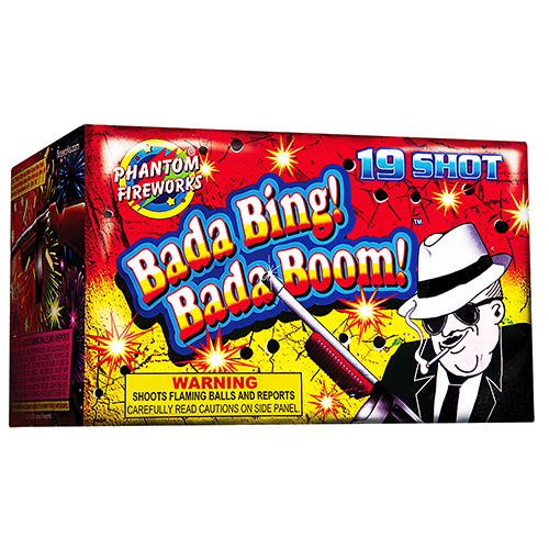 Bada Bing Bada Boom, 19-Shot