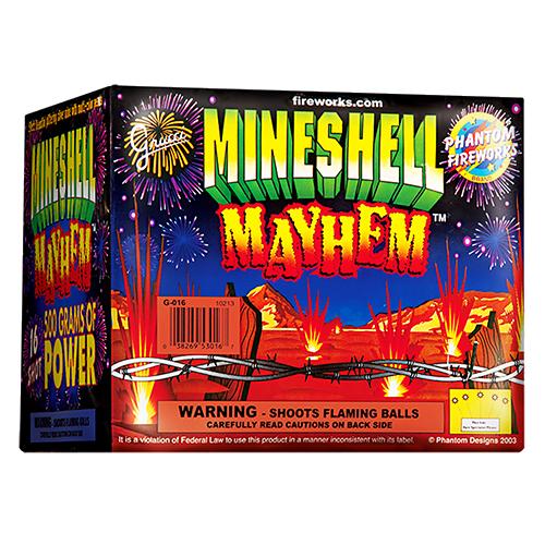 Grucci Mineshell Mayhem
