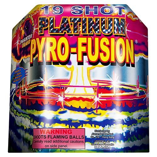 Platinum Pyro Fusion 8-1