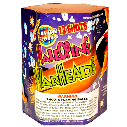 Walloping Warheads