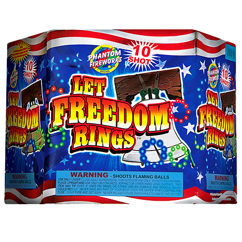 Let Freedom Ring, 10-Shot