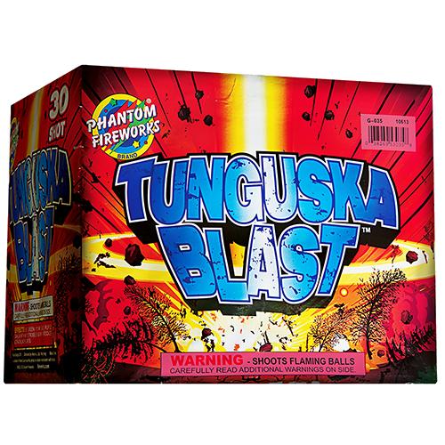 Tunguska Blast, 30- shot
