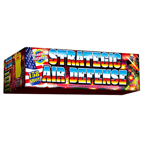 Strategic Air Defense, 158-Shot