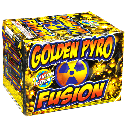 Golden Pyro-Fusion