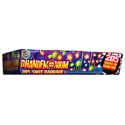 Phandemonium, 205-Shot