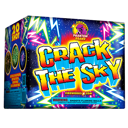 Crack The Sky, 20-Shot