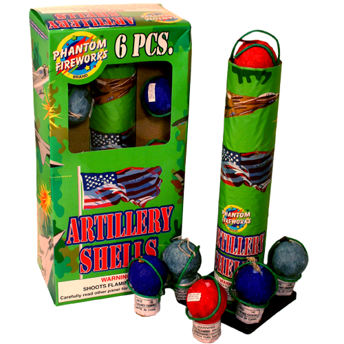 Artillery Shell Kit