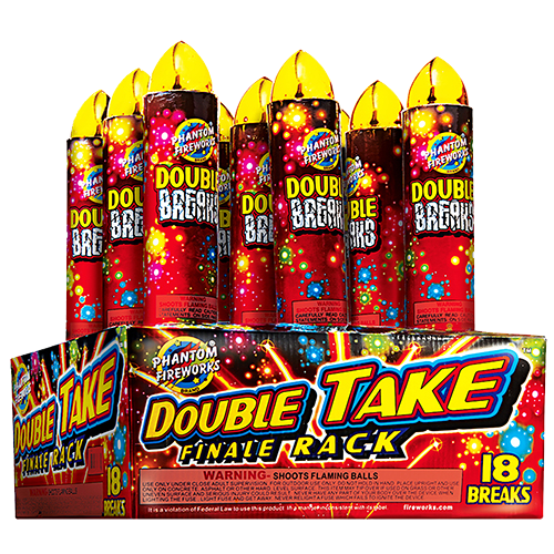 Double Take Finale Rack