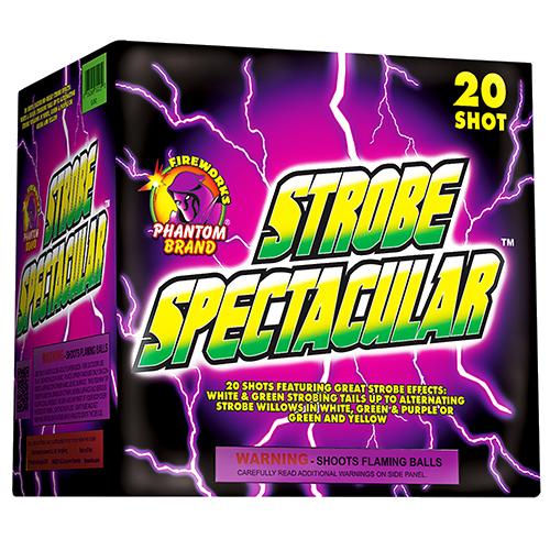 Strobe Spectacular, 20-Shot