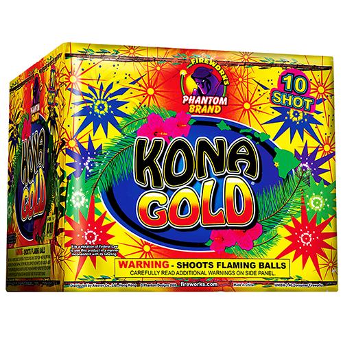 Kona Gold, 10-Shot