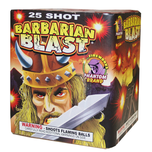 Barbarian Blast