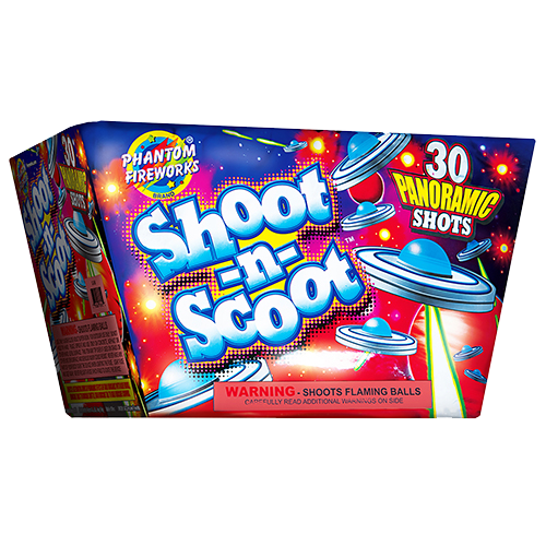 Shoot-N-Scoot, 30-Shot