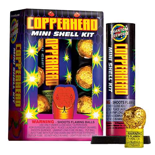 Copperhead Mini-Shell Kit