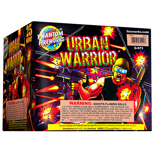 Urban Warrior, 25-Shot
