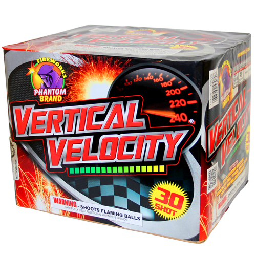 Vertical Velocity, 30-Shot