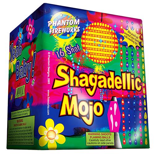 Shagadellic Mojo 16 Shot