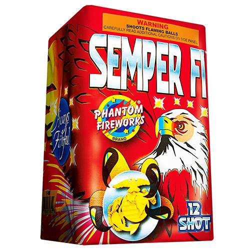 Semper Fi, 12 Shot