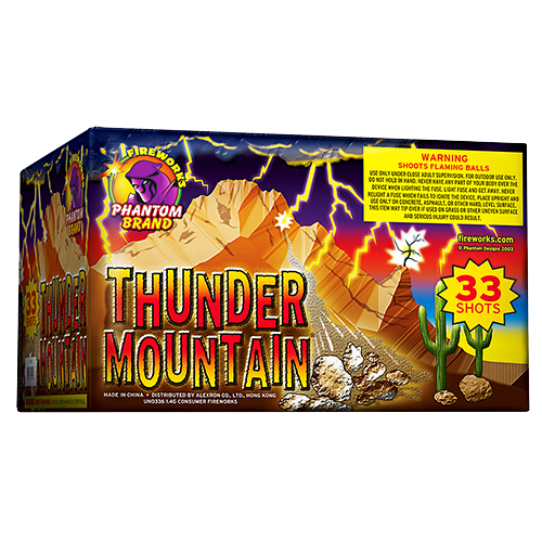 Thunder Mountain, 33-Shot