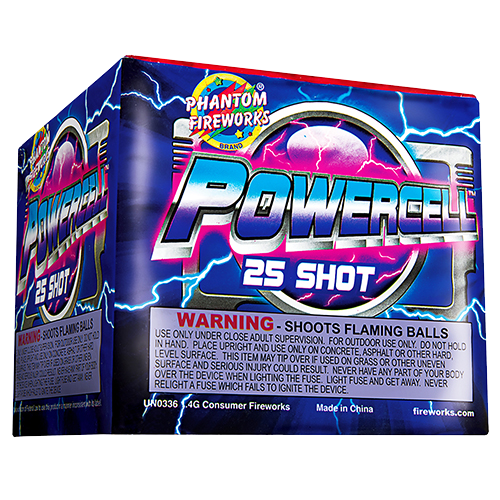Powercell 25 Shot